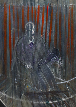 Francis Bacon, 'Study after Velázquez', 1950