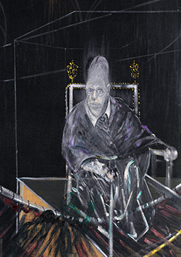Francis Bacon, Pope I, 1951
