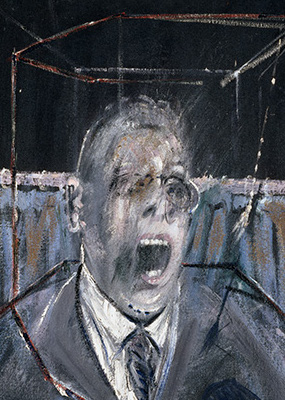 Francis Bacon, Study for a Portrait, 1952