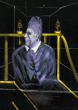 Francis Bacon, Study for Portrait II, 1953