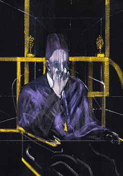 Francis Bacon, Study for Portrait IV, 1953