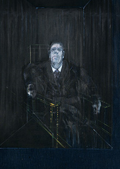 Francis Bacon, Study for a Portrait, 1953