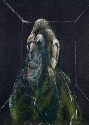 Francis Bacon, Monkey, 1953