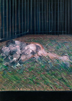 Francis Bacon, Two Figures in the Grass, 1954