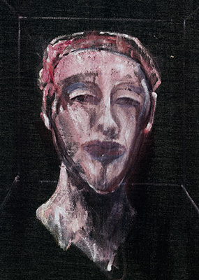 Francis Bacon, Head, 1956