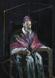 Francis Bacon, Study for Portrait I, 1956