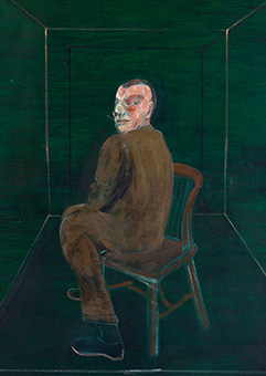Francis Bacon, Study for Portrait X, 1957