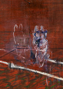 Francis Bacon, 'Two Owls', c.1957