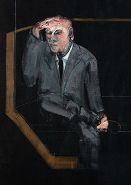 Francis Bacon, Self-Portrait, 1958