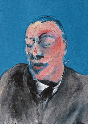 Francis Bacon, Head II, 1958