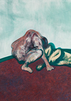 Francis Bacon, Two Figures in a Room, 1959
