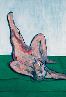 Francis Bacon, Reclining Figure, 1959