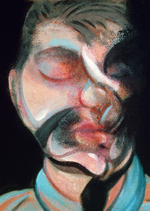 Francis Bacon, Three Studies for Self-Portrait, 1972