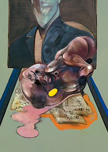 Francis Bacon, Triptych, 1976