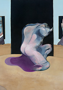 Francis Bacon, Triptych, 1974-77