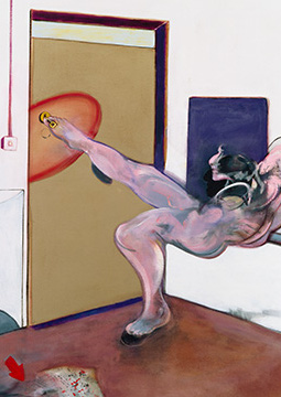Francis Bacon, Painting, 1978