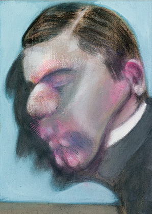 Francis Bacon, Study for a Portrait, 1978
