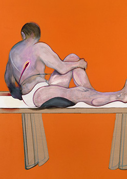 Francis Bacon, Triptych - Studies of the Human Body, 1979