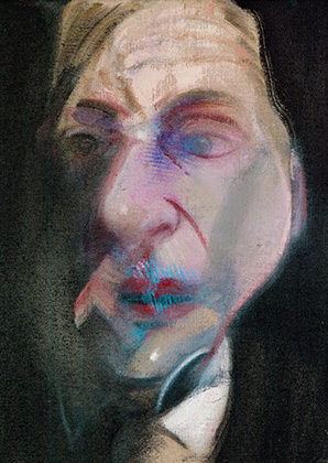 Francis Bacon, Study for Self-Portrait, 1979