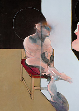 Francis Bacon, Study for Portrait, 1981