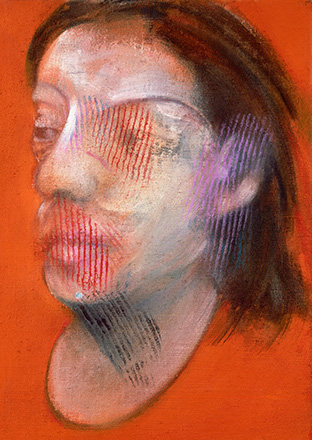 Francis Bacon, Study for Portrait of Isabel Rawsthorne, 1982