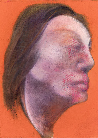 Francis Bacon, Studies of Isabel Rawsthorne, 1983