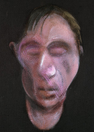 Francis Bacon, Three Studies for Self-Portrait, 1983
