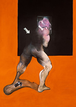 Francis Bacon, Study from the Human Body, 1987