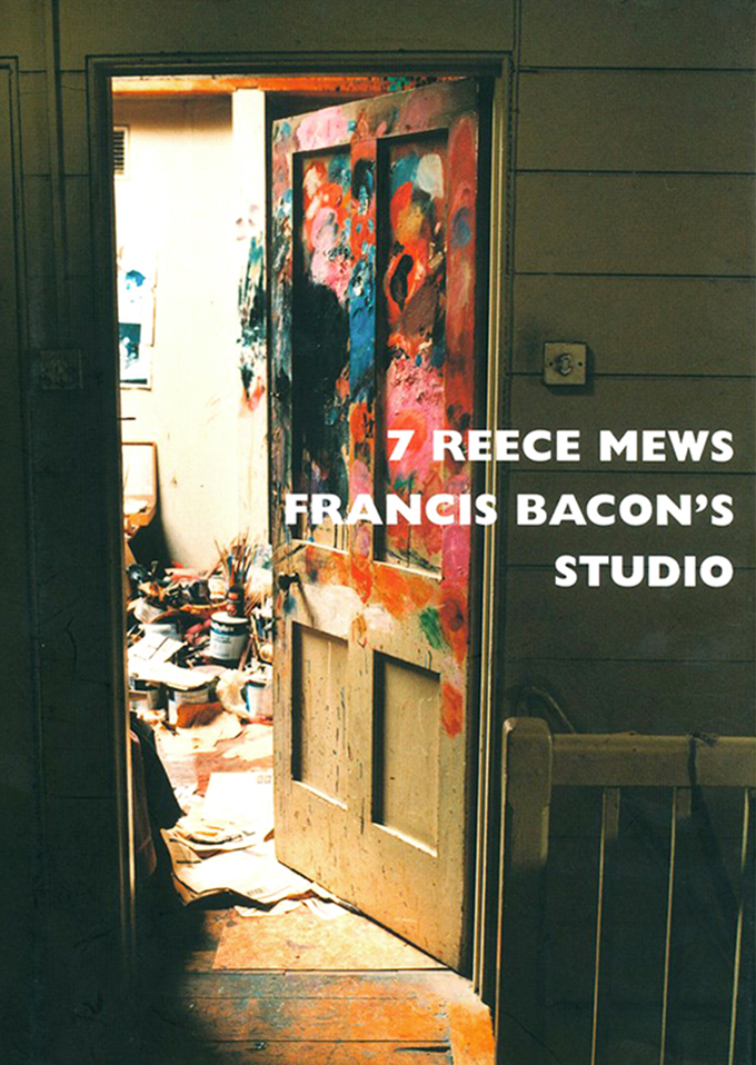 Cover of 7 Reece Mews