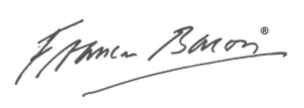 Francis Bacon signature