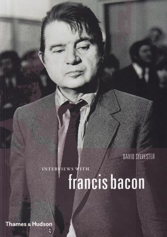 Interviews with Francis Bacon Monograph Cover
