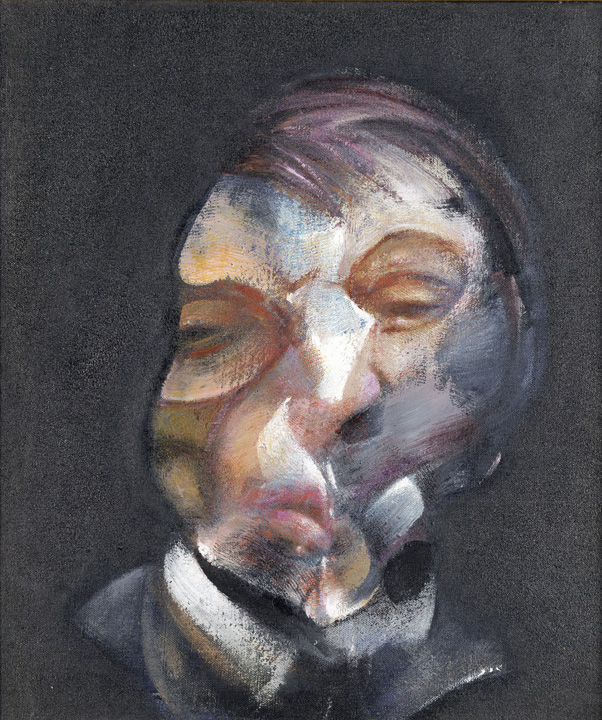 Francis Bacon, 'Self-Portrait', 1971, Oil on canvas. © The Estate of Francis Bacon / DACS London 2013. All rights reserved.
