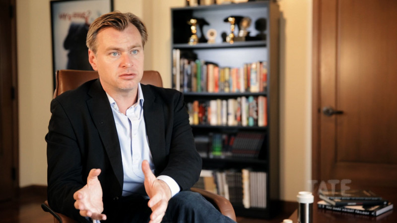 Christopher Nolan discusses Francis Bacon. © Tate.