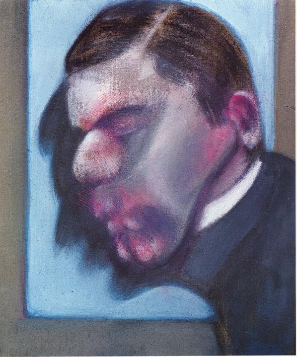 'Study for a Portrait' 1978 © The Estate of Francis Bacon / DACS London 2014. All rights reserved.