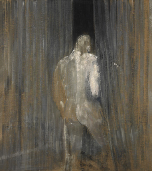 Francis Bacon, Study from the Human Body, 1949. Oil on canvas. © The Estate of Francis Bacon / DACS London 2015. All rights reserved.
