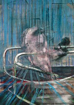 Francis Bacon, 'Crouching Nude', c. 1952
