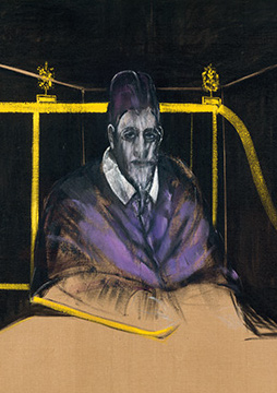 Francis Bacon, Study for Portrait I, 1953
