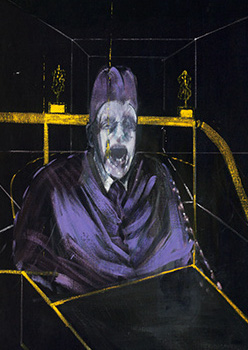 Francis Bacon, Study for Portrait VII, 1953