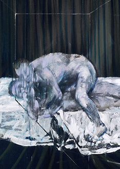 Francis Bacon, Two Figures, 1953