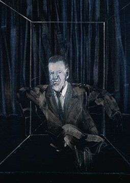 Francis Bacon, Portrait of a Man, 1953