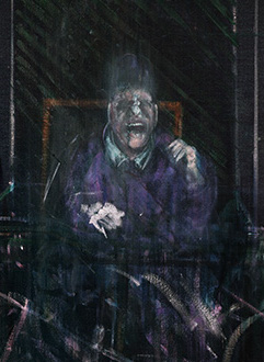 Francis Bacon, 'Pope', c. 1953