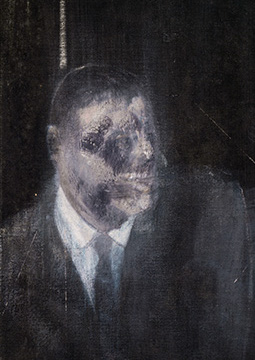 Francis Bacon, Two Americans, 1954