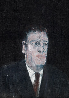 Francis Bacon, Study for a Portrait, 1954