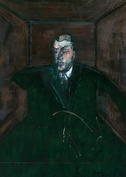 Francis Bacon, Study for Figure VI, 1956-57