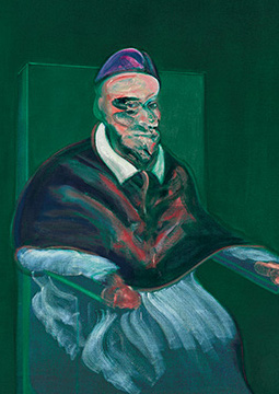 Francis Bacon, Study from Portrait of Pope Innocent X by Velásquez, 1959