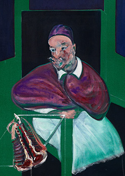Francis Bacon, Pope No. 2, 1960