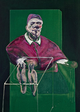 Francis Bacon, Pope No. 3, 1960