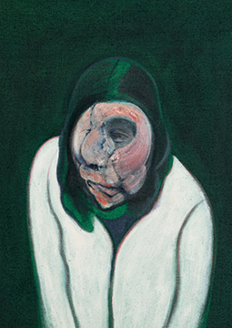 Francis Bacon, Head of Woman, 1960