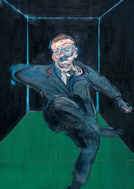 Francis Bacon, Seated Figure, 1960