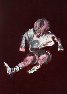 Francis Bacon, Study of a Child, 1960